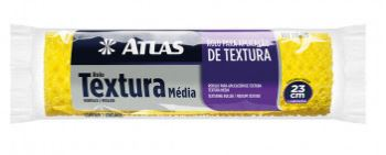 Rolo Textura Media 23 Cm 110/65