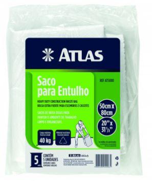 Saco De Entulho C/5 40kg At5080