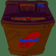 Sauna Trif Inox 06.0 Kw 380v-Compact Line 001484