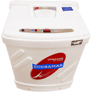 Sauna Trif Inox 18.0 Kw 380v-Compact Line 07301