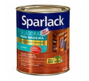 Selador P/ Madeira Sparlack Litro 5203144