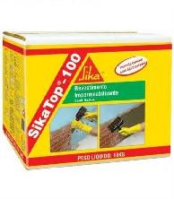 Sikatop 100 Caixa C/ 18kg Cinza 428057