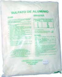 Sulfato De Aluminio Po Sp2 2844 1 Kg