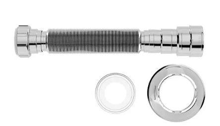 Tubo Extensivo Cromado Universal 031101412