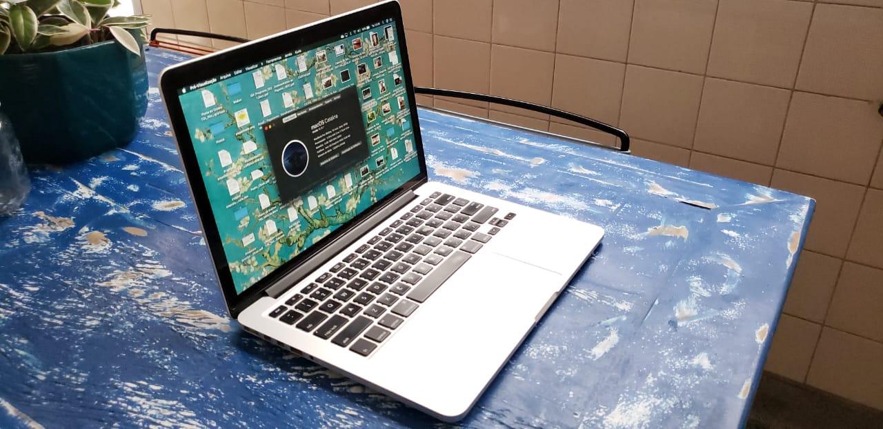 MacBook Pro A1425 2013 Core i7 8GB 500GB