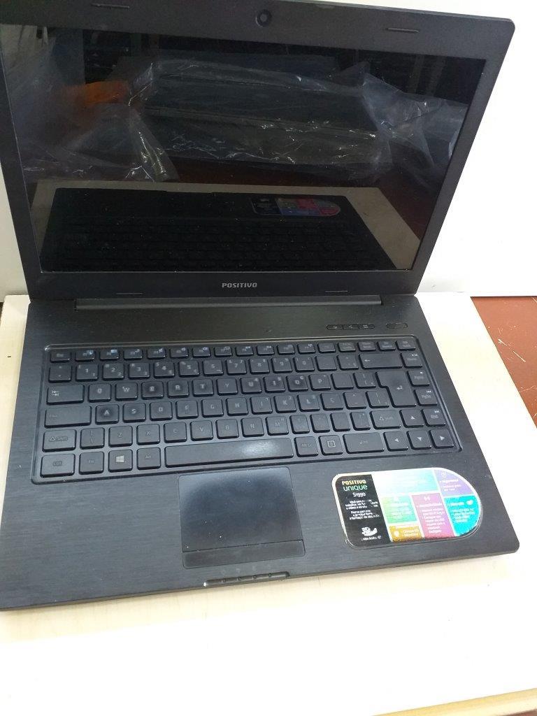 Notebook Positivo Unique S1991 Core 2 DUO 4GB 250GB HD