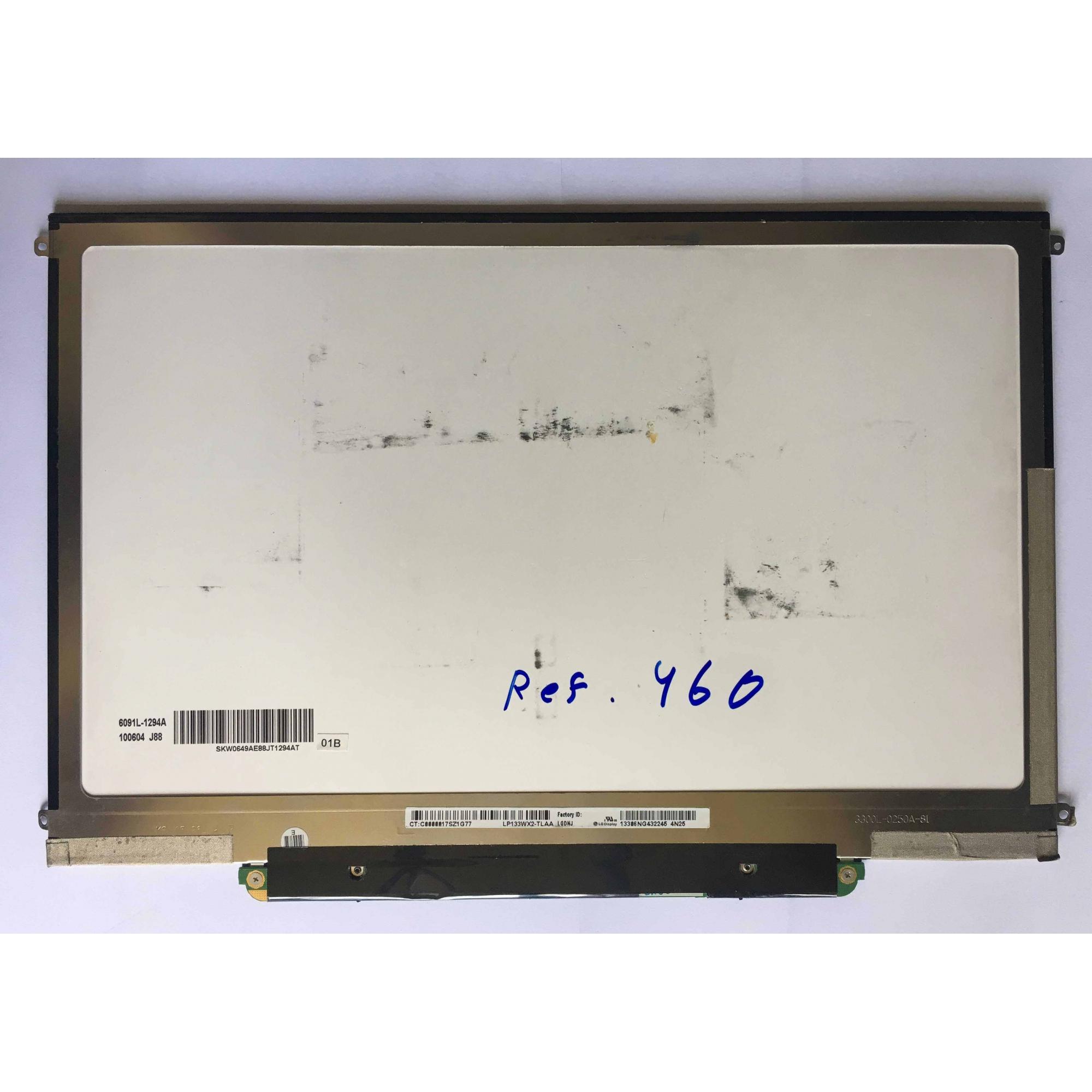 Tela 13.3 Slim Lp133xw2-tlaa Conector Frontal dourado usada