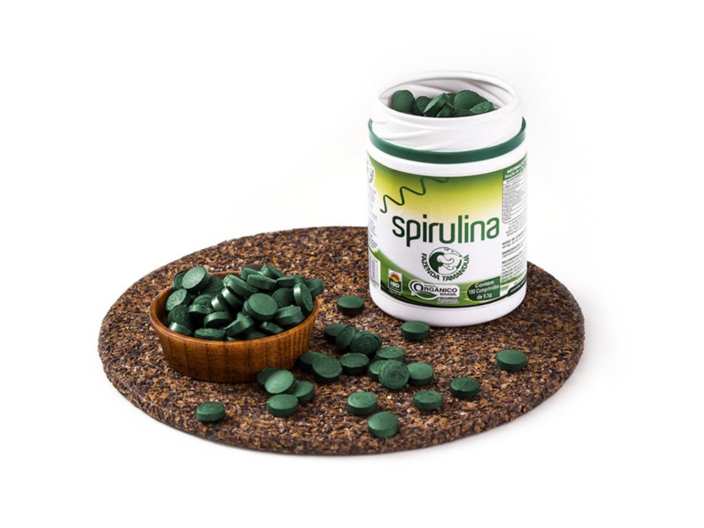 Spirulina comp. 90g 0,05g