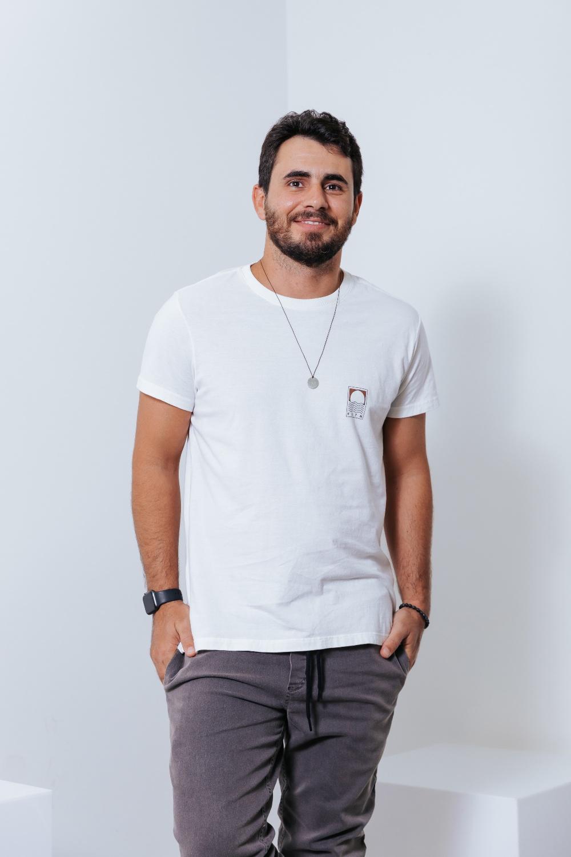 FOXTON-RJ TSHIRT COM ESTAMPA MINIMALISTA