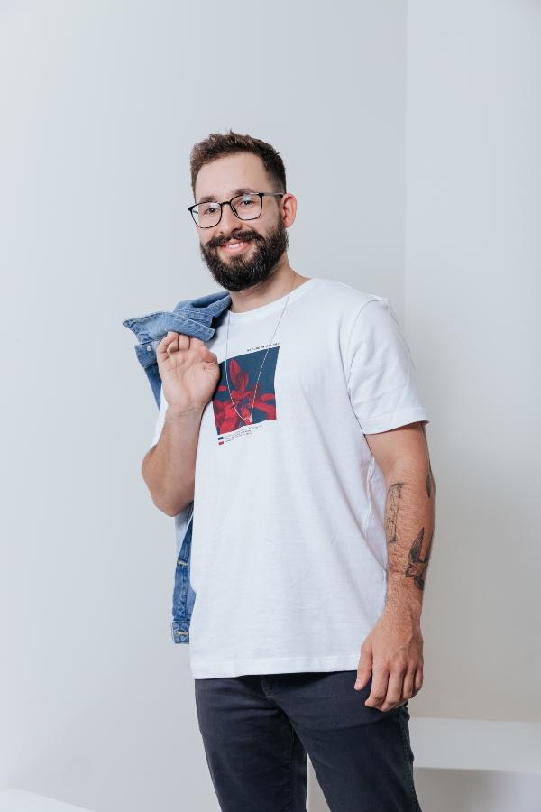 URBO TSHIRT NATURE 100% ALGODÃO