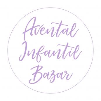 Avental Infantil Bazar