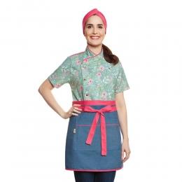 Conjunto Teresa Dalian + Alice Jeans Claro Pink