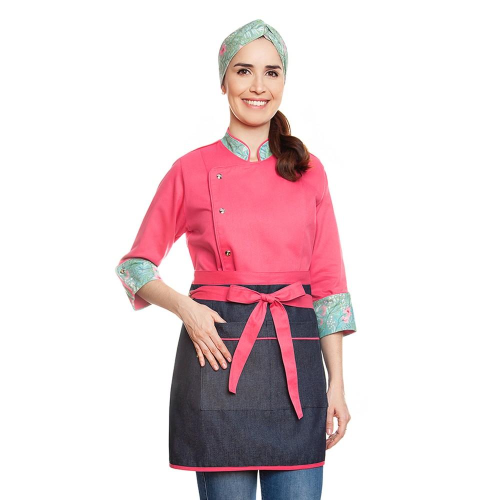 Conjunto Giovana Dalian Pink + Alice Jeans Pink