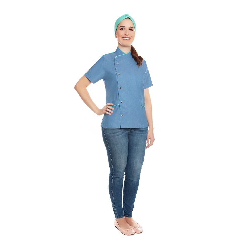Conjunto Teresa Azul + Clara Marrakesh