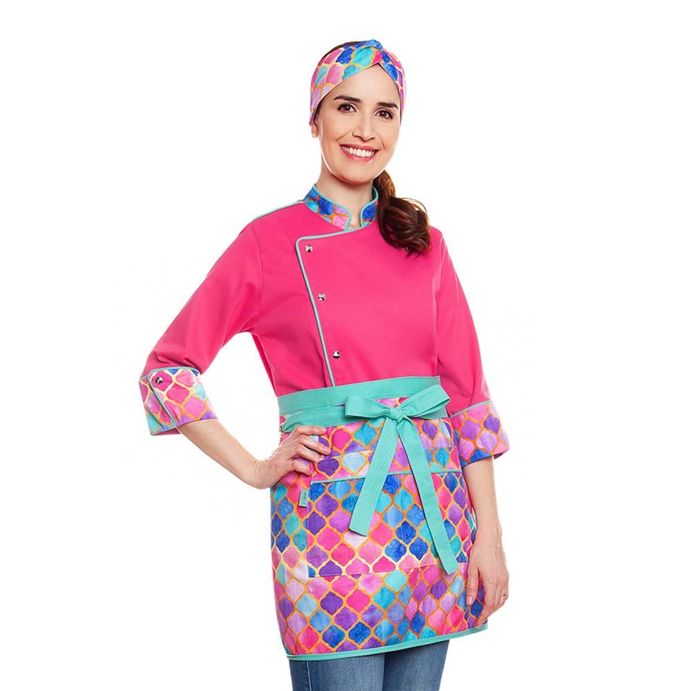 Conjunto Giovana Marrakesh Pink + Alice Marrakesh Tiffany