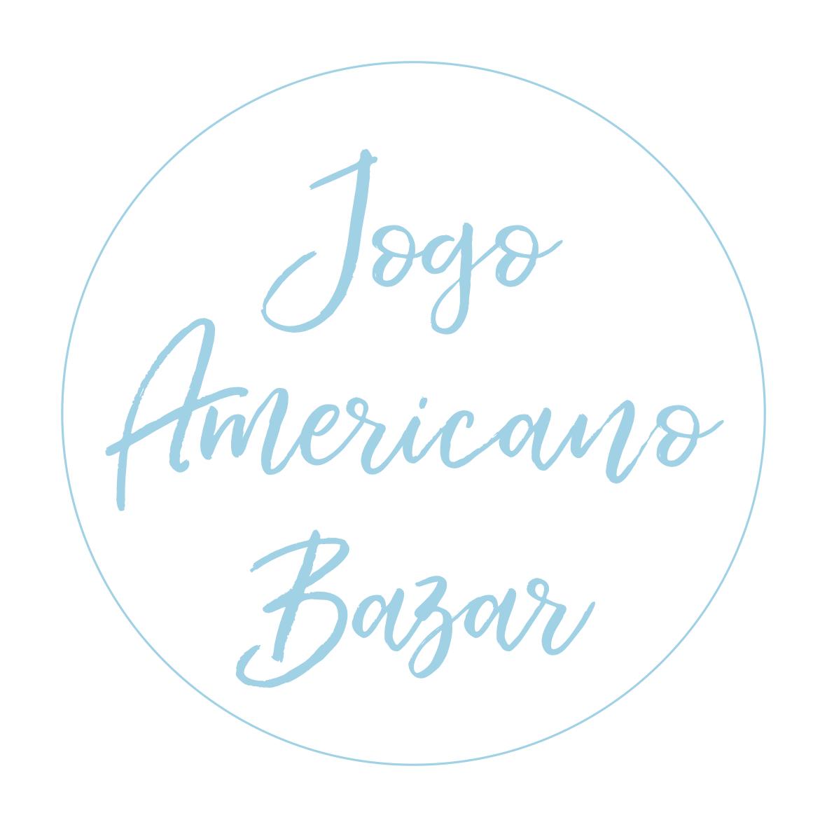 Jogo Americano Bazar