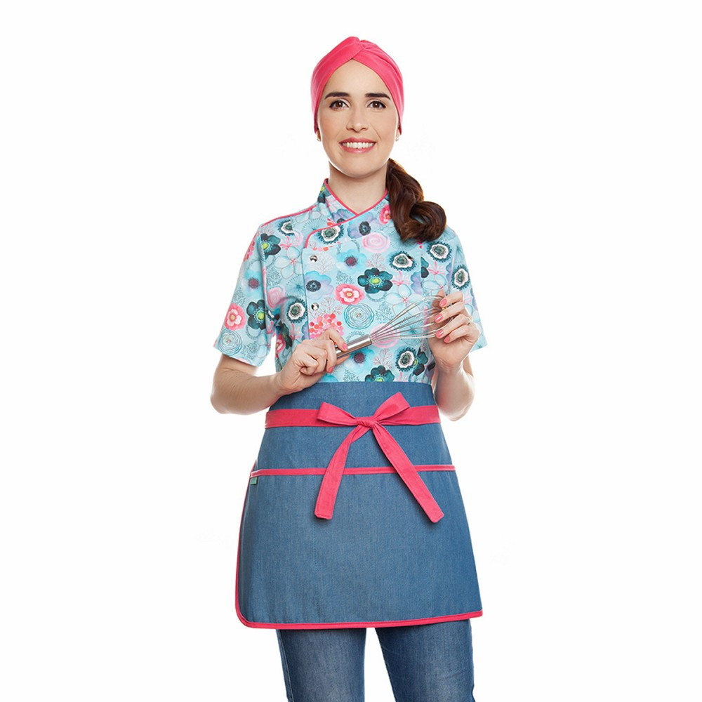 Conjunto Teresa Belize + Clara Jeans Claro Pink