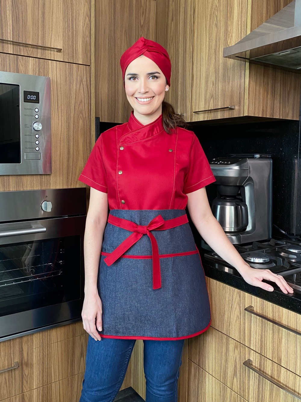 Teresa Gourmet + Clara Jeans