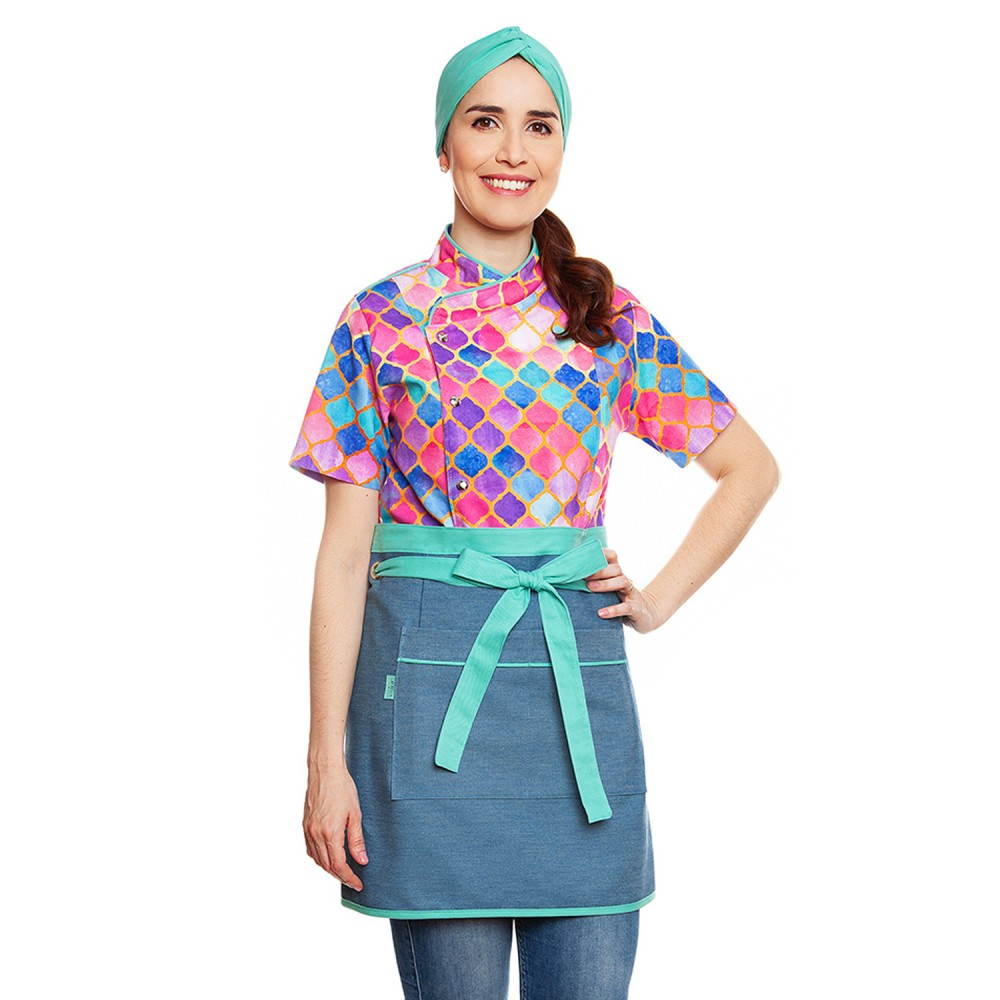 Conjunto Teresa Marrakesh + Alice Jeans Claro com Tiffany