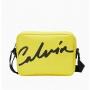 Bolsa Calvin Klein Crossbody Amarela
