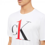 Camiseta Clássica CK One Branca