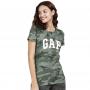 Camiseta GAP Camuflada