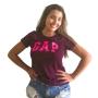 Camiseta GAP Original Vinho