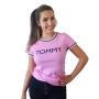 Camiseta Tommy Hilfiger Rosa