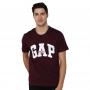Camiseta Vinho GAP Masculina