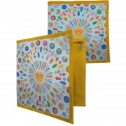 Acessório Usar e Lavar Summer - 24X24cm