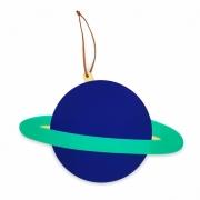 Adorno Pendente Saturno
