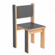 Cadeira Quero-Quero Grafito