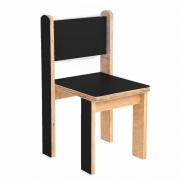 Cadeira Quero-Quero Preto
