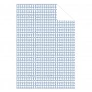 Colcha Envelope P/Colchão - Céu 88x188 - Tec. Microfibra