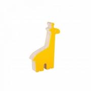 Girafa de Acrílico Amarelo