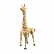Girafa de Pelucia em Pe 121cm