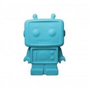Luminária Robô Azul