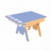 Mesa Quero-Quero Azul Lapis Lazuli