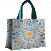 Mini Bag Summer - 25,5X21X10,5cm