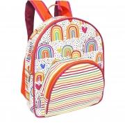 Mochila Infantil Rainbow - 27X32X8cm