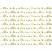 Papel de Parede Pinheiro H=3m Verde Papel de Parede