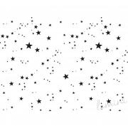 Papel de Parede Sky H=2,50 Preto Vinil Adesivo