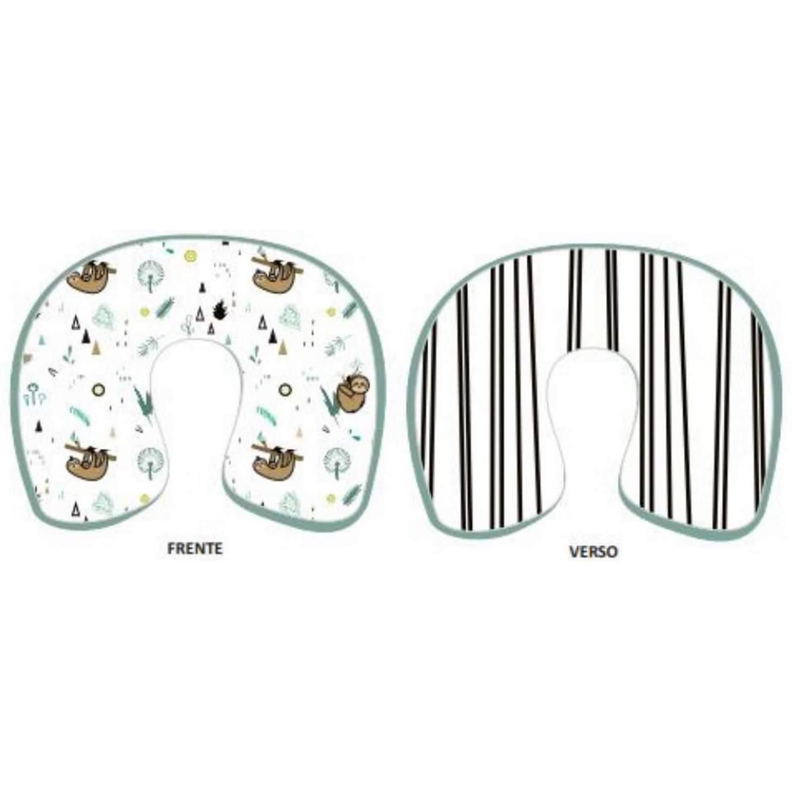 Almofada Amamentação - Zen Tec. Microfibra