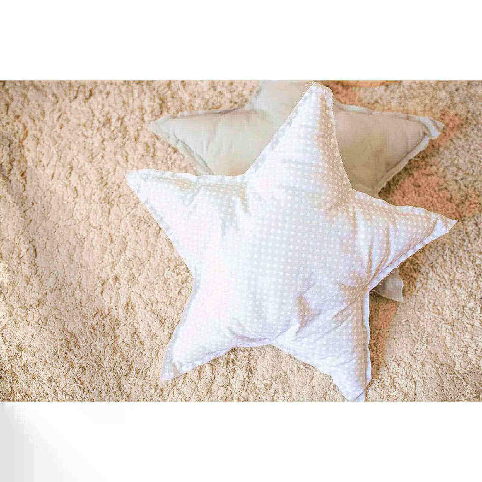 Almofada Formato Estrela