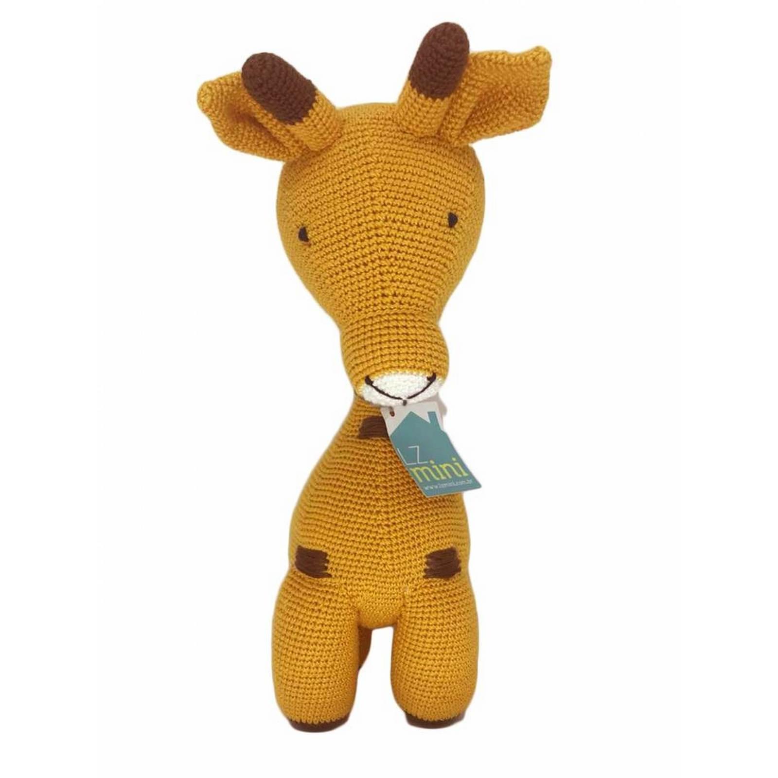 Almofada Formato Girafa Safari G