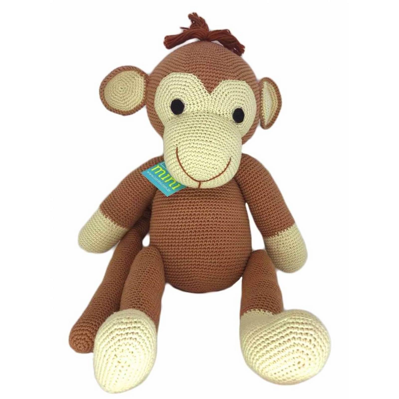 Almofada Formato Macaco G