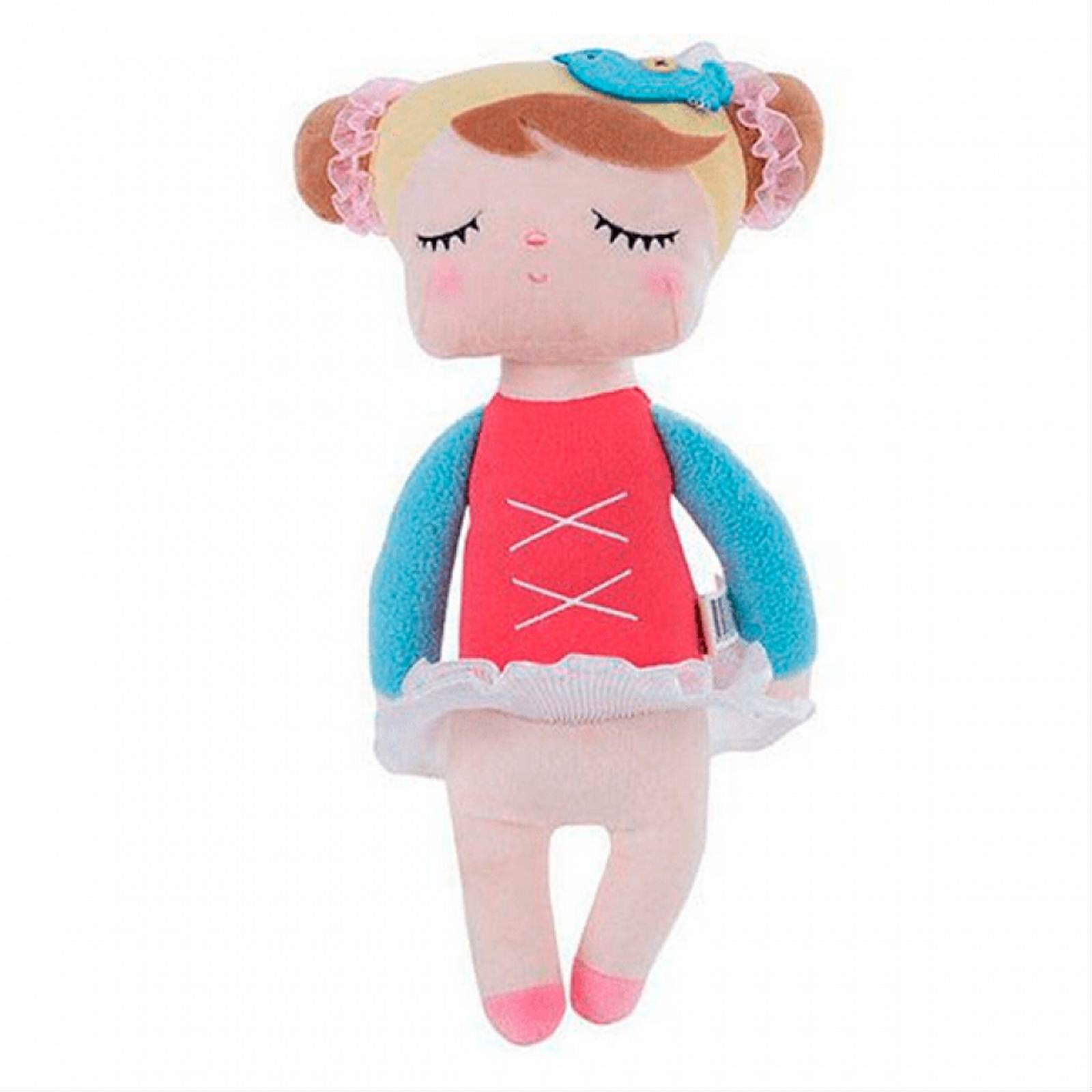 Boneca Angela Bailarina Vermelha