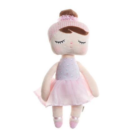 Boneca Angela MeToo Lai Ballet Rosa 33cm