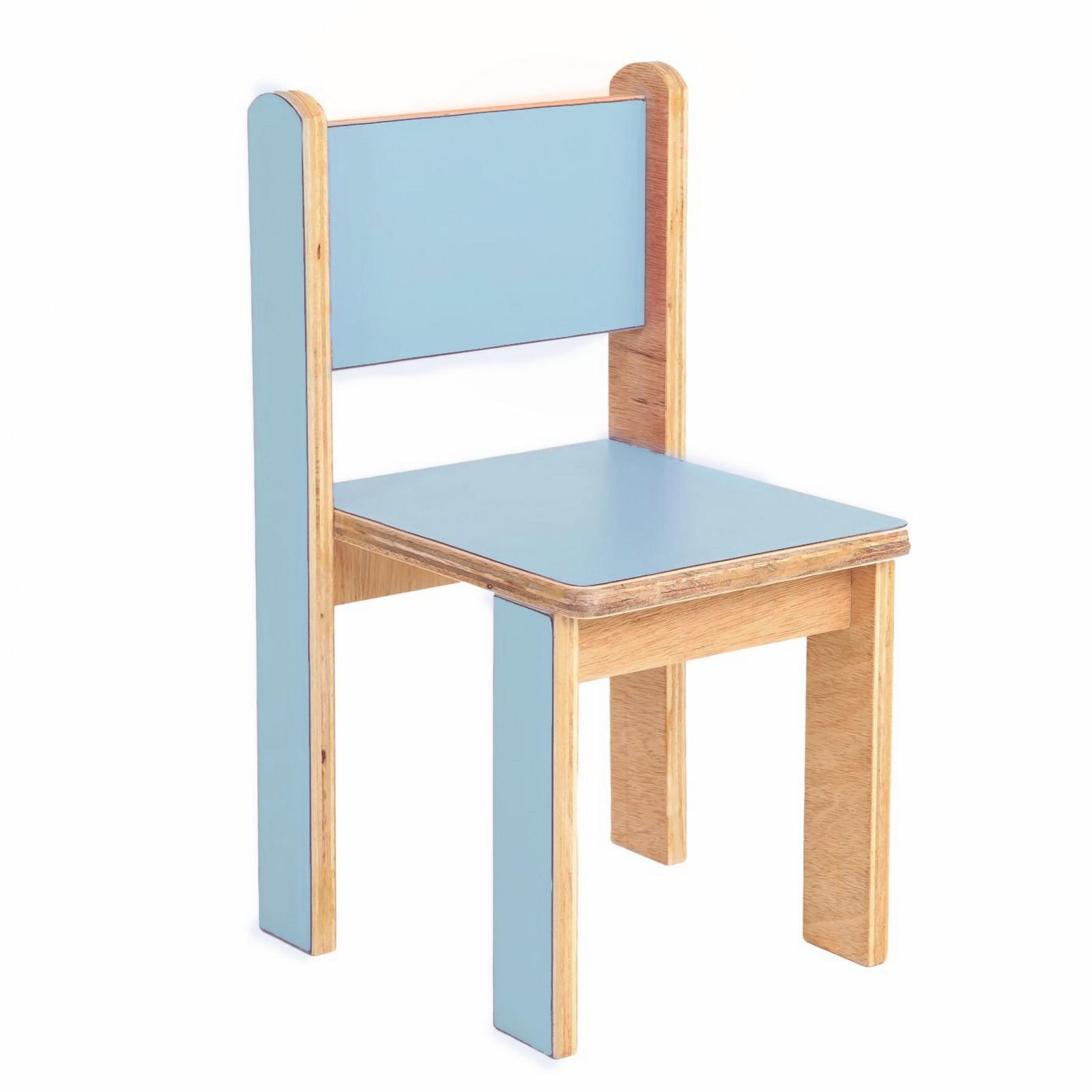 Cadeira Quero-Quero Azul Iris