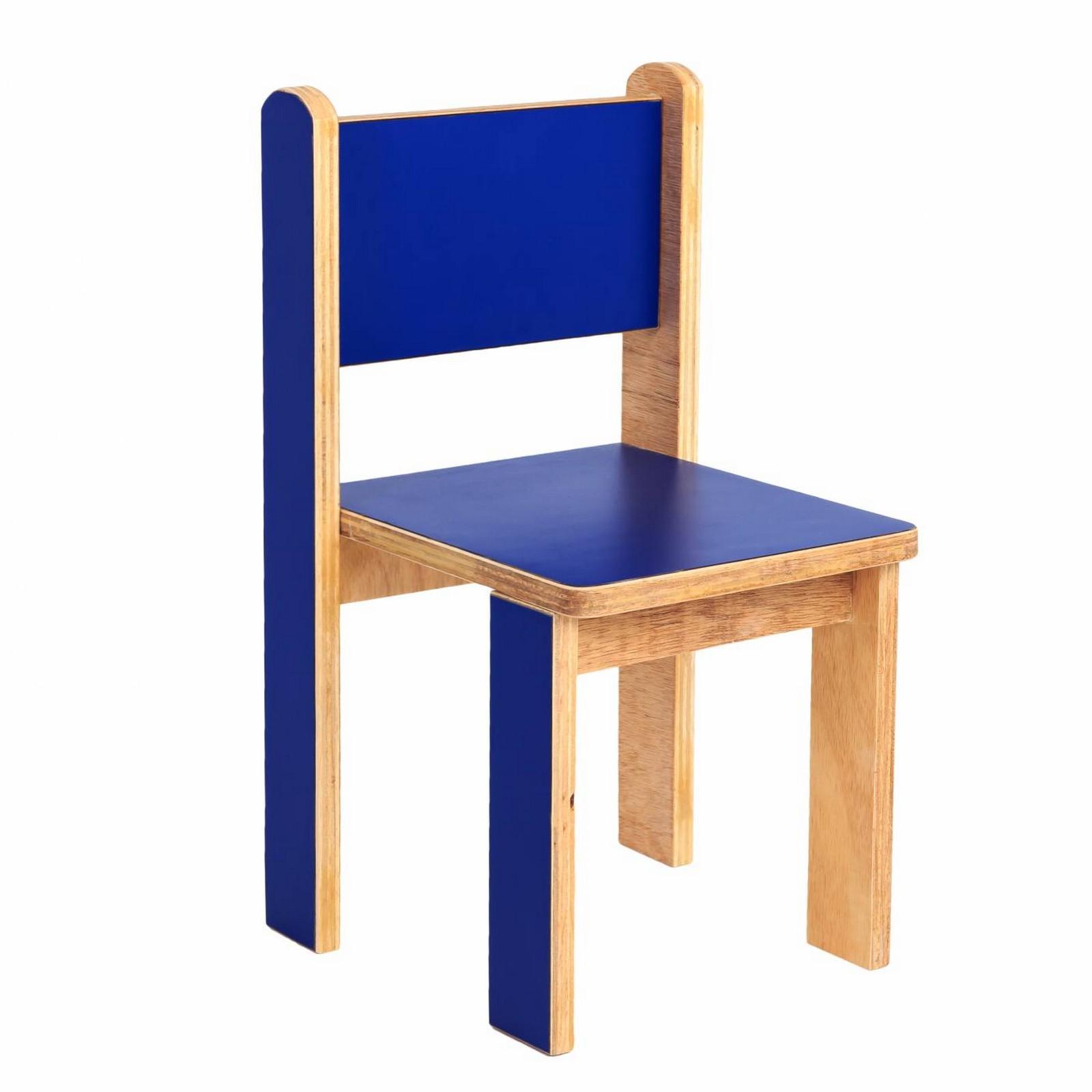 Cadeira Quero-Quero Azul Lapis Lazuli